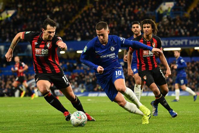 Chelsea - Bournemouth: Kết liễu phút 84 cay đắng - 1