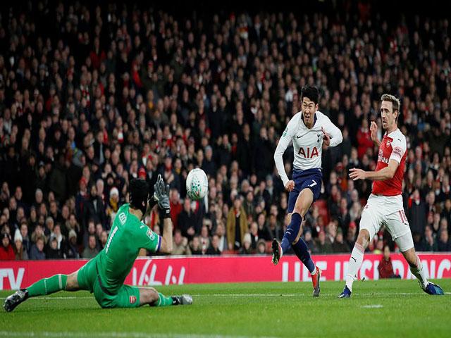 Arsenal - Tottenham: Dứt điểm đẳng cấp, đại chiến một chiều