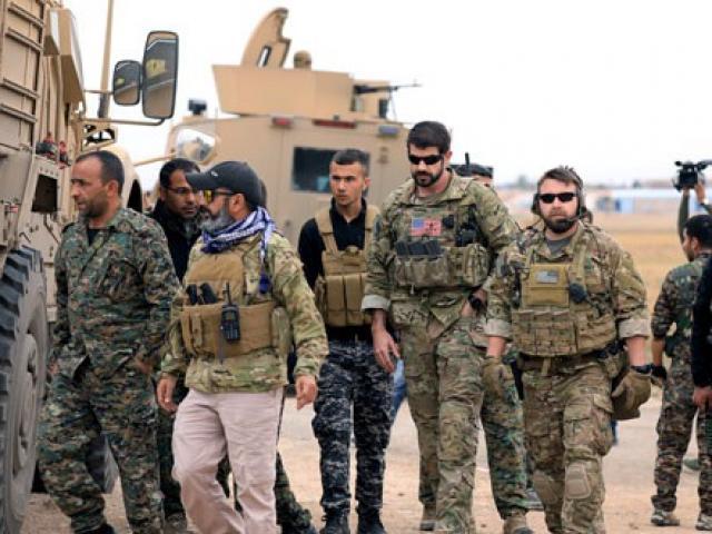 Vì sao Tổng thống Mỹ rút quân khỏi Syria?
