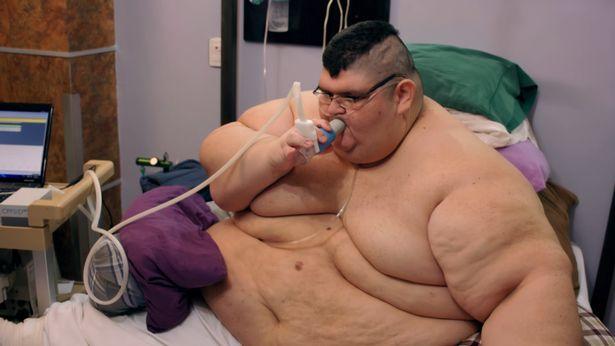 Người đàn ông 6 tạ, nặng nhất Trái đất thay đổi lớn sau 2 năm - 1