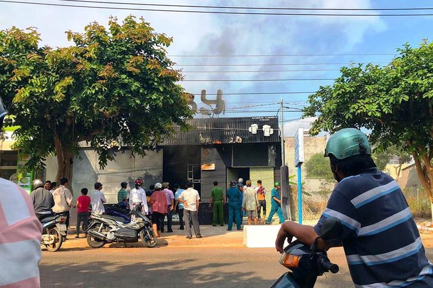 Lộ nguyên nhân gây ra vụ cháy thảm khốc 6 người tử vong ở Đồng Nai - 1