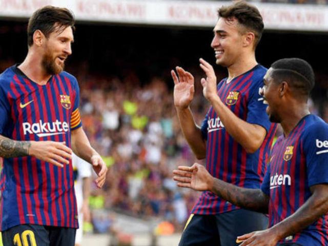 Dự đoán vòng 17 La Liga: Barcelona - Messi lĩnh xướng, cửa trên tưng bừng