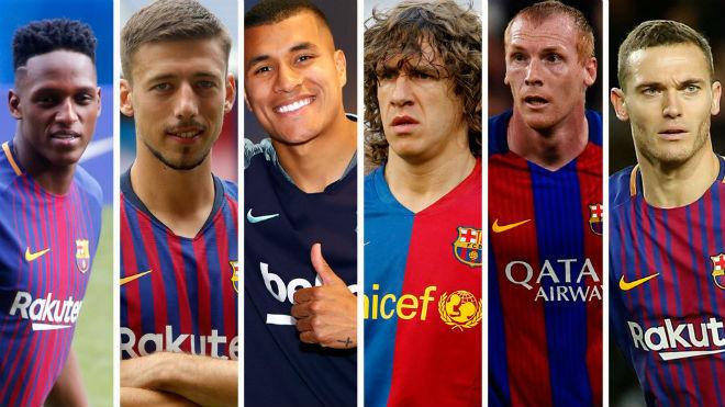 """Barca chi 137 triệu euro tìm """"lá chắn thép"""", chiêu mộ kẻ thù của Ronaldo - 1"""