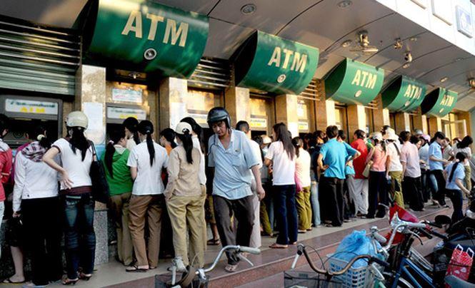 Ngân hàng Nhà nước yêu cầu không để ATM hết tiền dịp Tết - 1