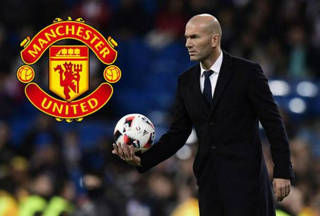 Zidane chờ thay Solskjaer dẫn dắt MU: Đặt hàng tiền đạo 100 triệu bảng - 1