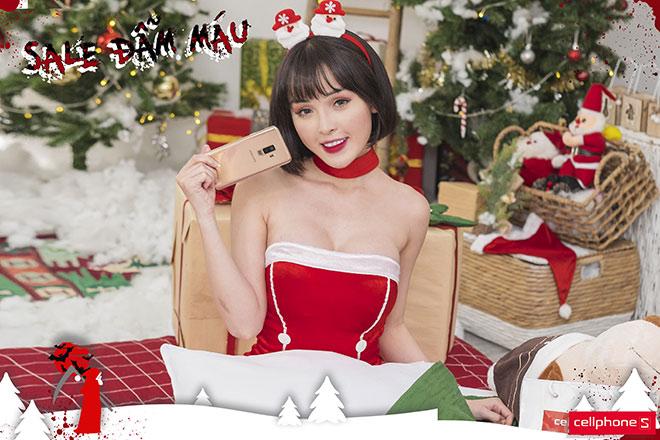 Săn ngay ưu đãi khủng 60% chào mừng Noel tại CellphoneS! - 1