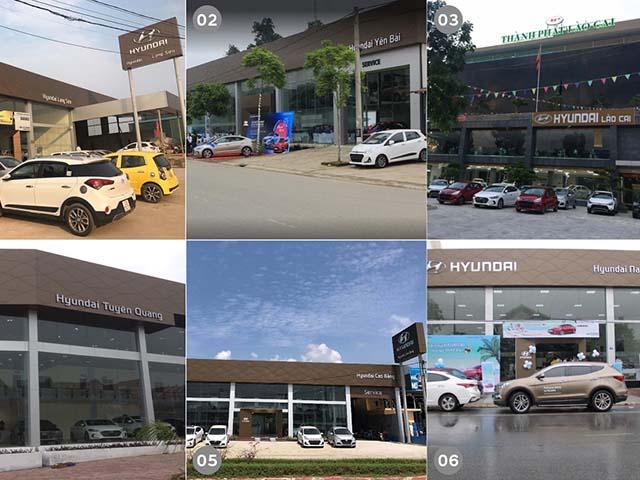 """Hàng loạt đại lý không chính hãng """"đội lốt"""" Hyundai Thành Công bị vạch mặt"""