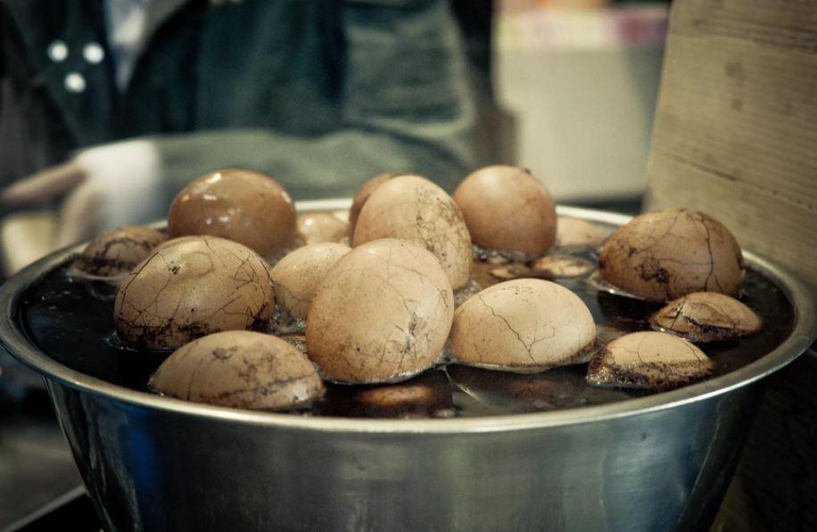 Những món trứng có 1-0-2 hấp dẫn hàng triệu thực khách tới Trung Hoa - 1