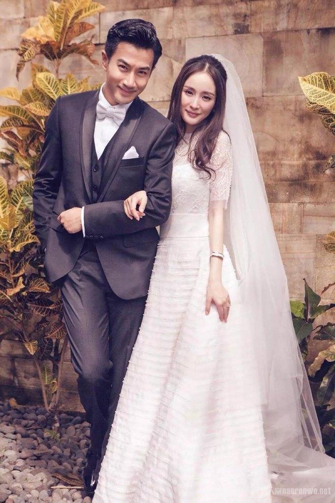 NÓNG: Dương Mịch - Lưu Khải Uy tuyên bố ly hôn sau 5 năm cưới, 4 năm lạnh nhạt - 1