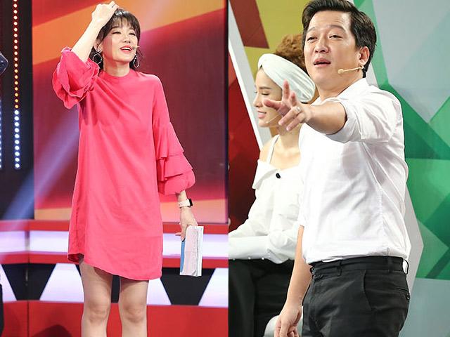 24h HOT: Trường Giang cá 50 triệu nếu Hari Won dẫn được một mình: Cái kết bất ngờ - 1