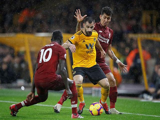 Trực tiếp Wolverhampton – Liverpool: Van Dijk nhân đôi cách biệt