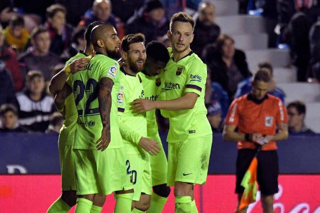"""Barcelona - Celta Vigo: Khó cản """"Giày vàng"""" Messi bùng nổ - 1"""