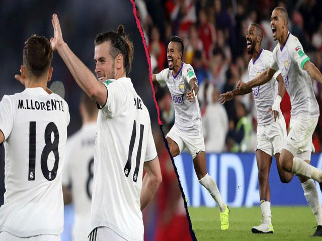 Real Madrid - Al Ain: Đứng trước ngưỡng cửa lịch sử