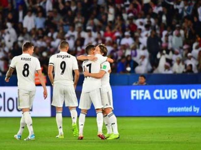 Trực tiếp bóng đá Real Madrid - Al Ain: 2 siêu phẩm, Ramos góp vui