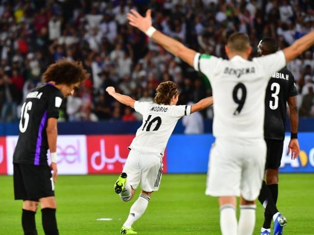 Real Madrid - Al Ain: Siêu phẩm ngất ngây đoạt cúp