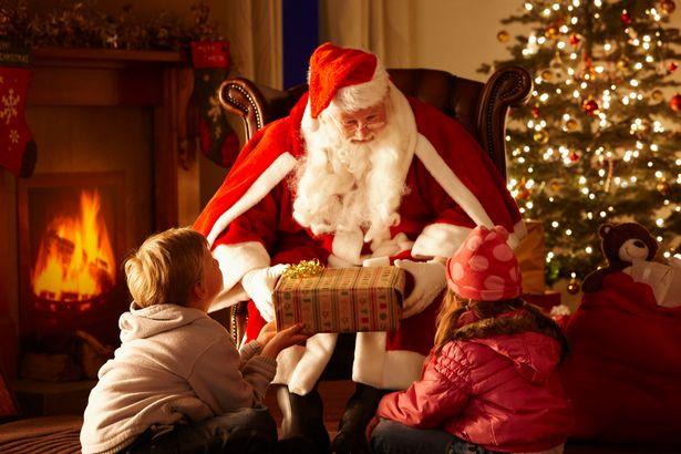Đây là thời điểm bố mẹ nên ngừng nói dối con về ông già Noel trước khi quá muộn - 1