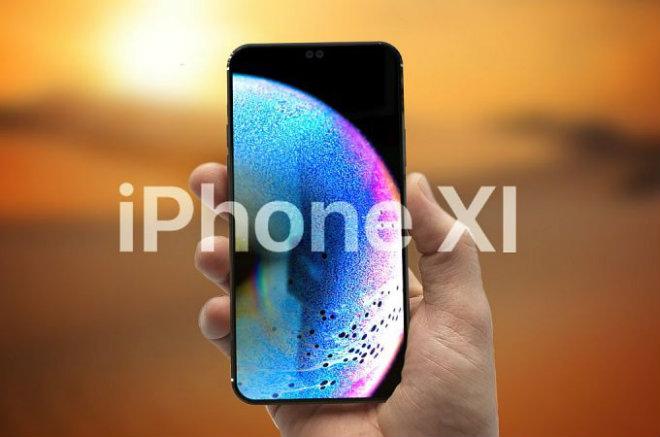 """iPhone XI mang ngũ nhãn, muốn """"xưng bá"""" thiên hạ - 1"""