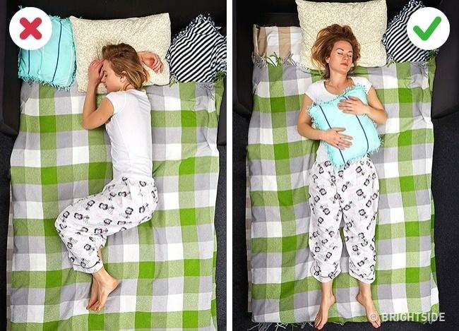 """9 tư thế ngủ giúp bạn """"quét sạch"""" bệnh tật trong người - 1"""