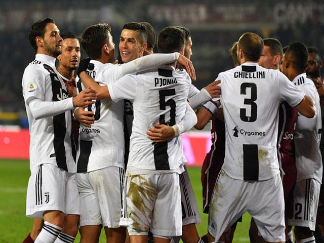 """Juventus lập siêu kỷ lục dù Ronaldo """"tịt ngòi"""": Cả châu Âu phải nể phục"""