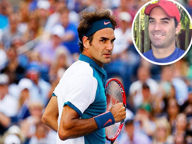 Hay như Federer: Thua trận, chẳng làm gì cũng giúp được người