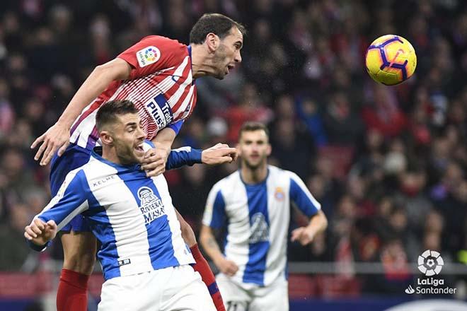 Atletico Madrid - Espanyol: Ngôi sao định đoạt, tạm chiếm ngôi nhì - 1