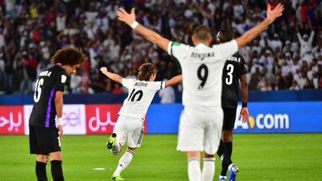 Real Madrid - Al Ain: Siêu phẩm ngất ngây đoạt cúp - 1