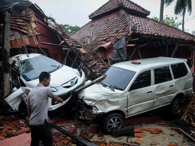 Thêm sóng thần không thể báo trước ập vào Indonesia bất cứ lúc nào?