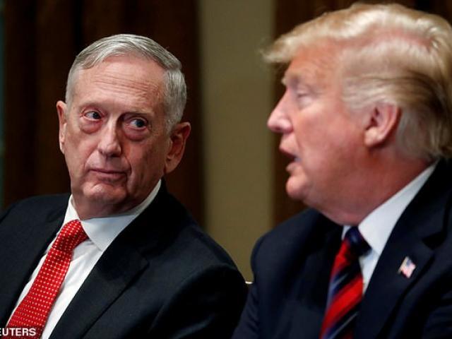 Trump nổi giận, ra quyết định thẳng tay với Bộ trưởng Quốc phòng