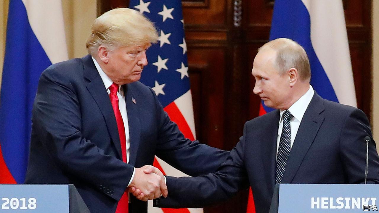 """Báo Mỹ: """"Món quà"""" hào phóng Trump tặng Putin - 1"""