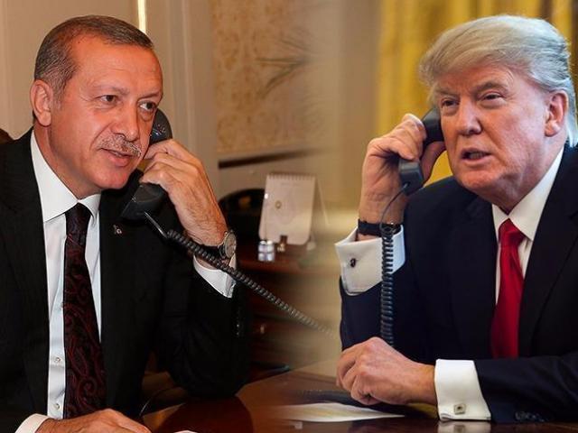 """Cuộc điện đàm khiến Trump """"đùng đùng"""" rút quân khỏi Syria?"""