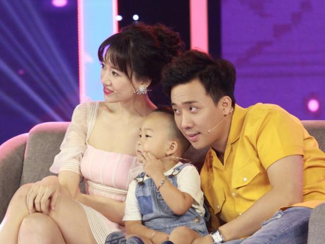 Hari Won bất ngờ xuất hiện bên chồng ở chương trình không có Trường Giang