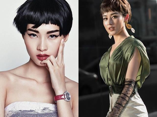 Sao Việt để tóc ngắn tưởng không xinh mà xinh không tưởng