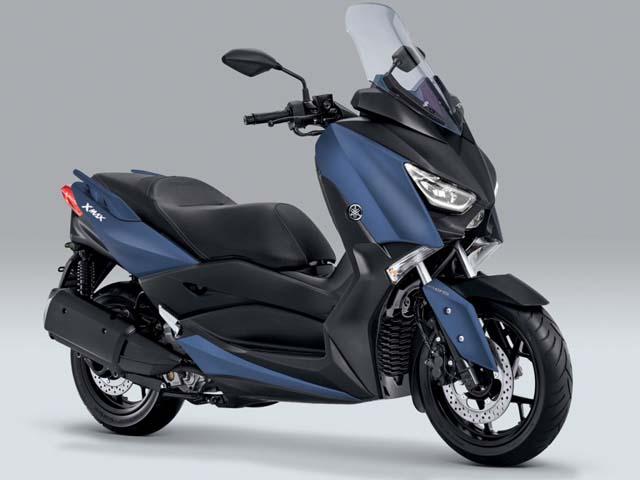 """Yamaha X-Max 250 2018 thêm màu """"áo choàng"""" mới, giá không đổi"""