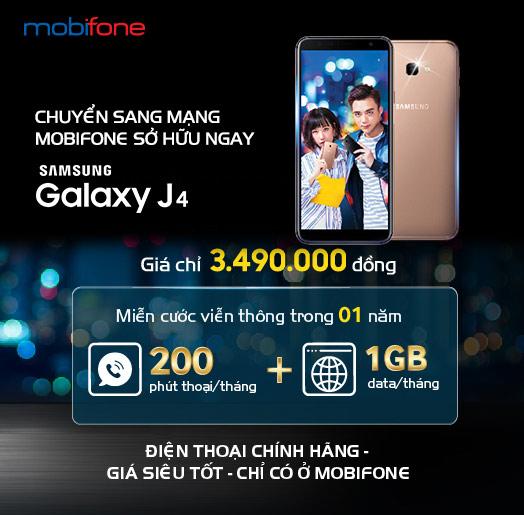 """Hot: Siêu phẩm Samsung Galaxy giá """"không tưởng"""", ưu đãi khủng từ MobiFone - 1"""