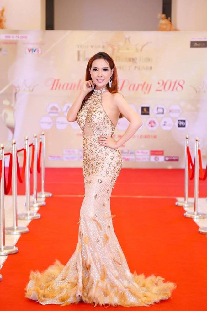 Á hậu – thạc sỹ Đặng Gia Bena trình làng sân chơi mới: Hoa hậu Thương hiệu Việt Nam 2018 - 1