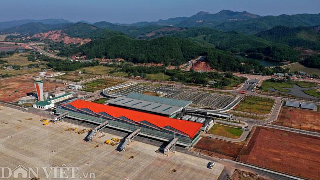 Ảnh: Sân bay tư nhân đầu tiên ở Việt Nam trước ngày khai thác bay - 1