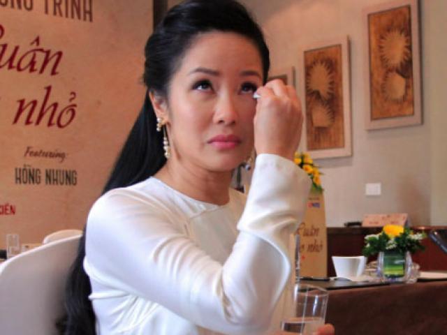 """Ca sĩ Hồng Nhung gần như """"sập nguồn"""" khi ly hôn chồng ngoại quốc"""