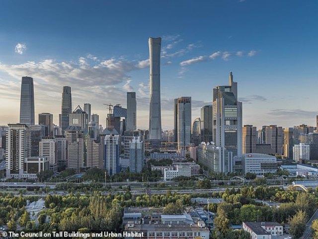 Trung Quốc dẫn đầu thế giới về xây dựng cao ốc năm 2018 - 1