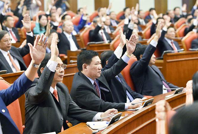 Trung ương lấy phiếu tín nhiệm ủy viên Bộ Chính trị, Ban Bí thư - 1