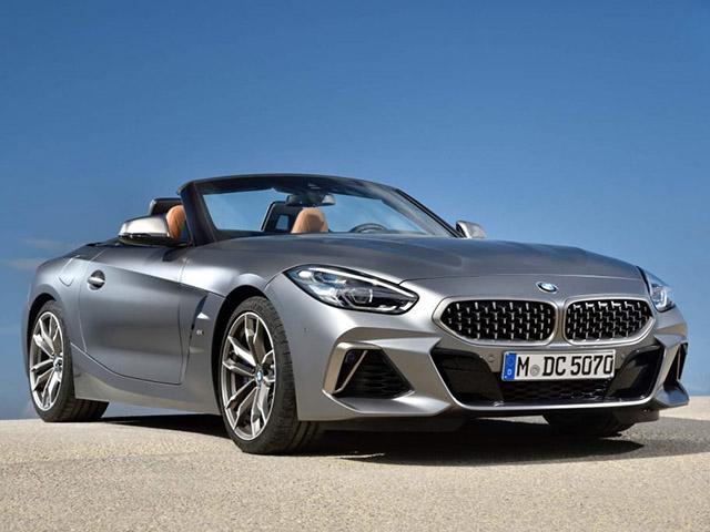 BMW công bố giá bán cho Z4 2019 từ 1,1 tỷ đồng