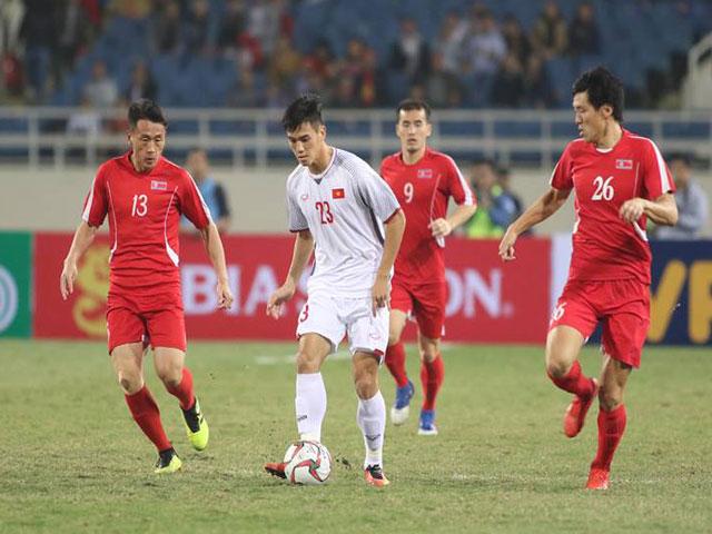 """Tiến Linh """"xé lưới"""" Triều Tiên: Không dễ thay thế Anh Đức ở Asian Cup"""