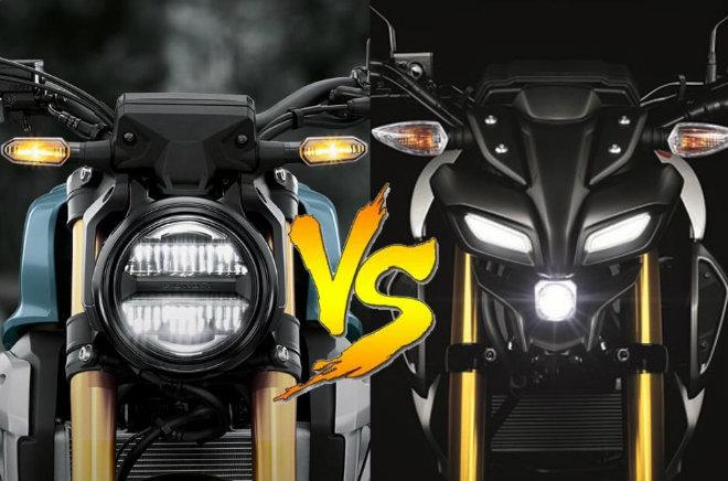 Có hơn 70 triệu đồng, chọn 2019 Honda CB150R hay Yamaha MT-15? - 1