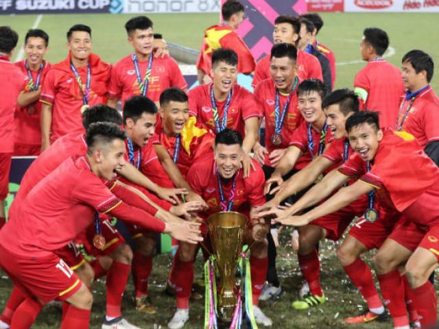 CHÍNH THỨC: HLV Park Hang Seo loại 4 cầu thủ ĐTVN khỏi Asian Cup 2019