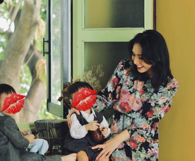 Bà xã hơn 3 tuổi của Baggio bất ngờ tiết lộ đã có 2 con song sinh - 1