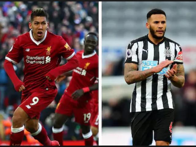 Trực tiếp Liverpool - Newcastle: Fabinho đánh đầu ghi bàn (KT)