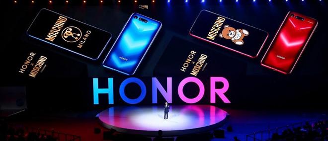 Honor V20 trình làng: Smartphone đầu tiên thế giới sử dụng công nghệ nano - 1