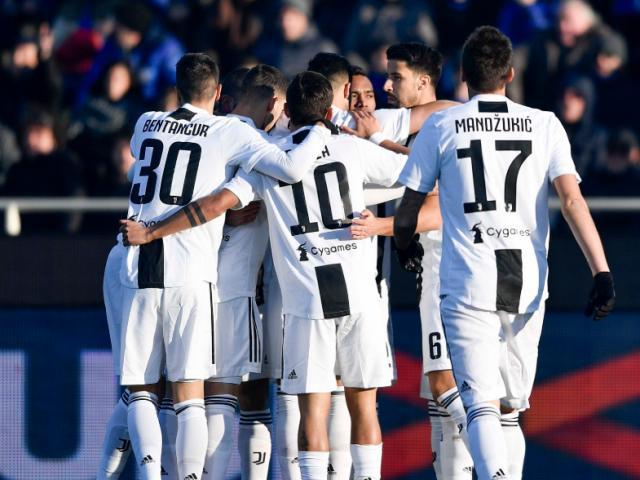 Atalanta - Juventus: Thử thách khó ngờ, thoát hiểm nhờ Ronaldo