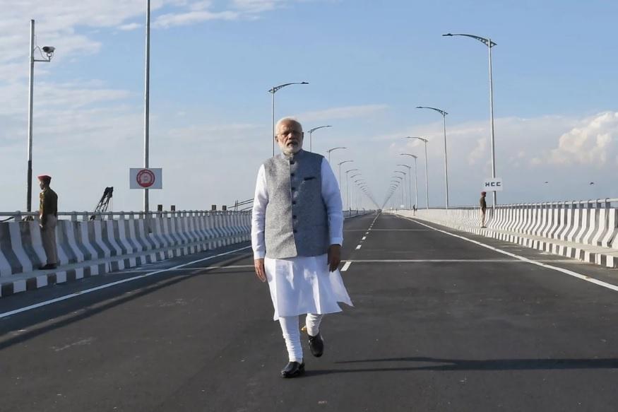 """Ấn Độ xây """"siêu cầu"""" ở biên giới, gây nóng mắt Trung Quốc - 1"""