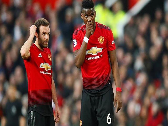 """MU thoát khỏi Mourinho: Pogba """"lên đồng"""", cùng tướng mới phục hưng """"Quỷ đỏ"""""""