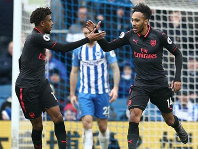 """Brighton - Arsenal: """"Nã pháo"""" vào tử địa mơ top 4"""